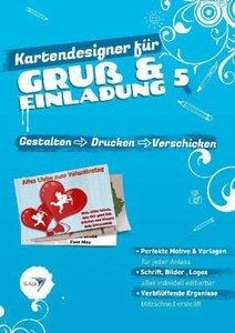 Kartendesigner - Gruß & Einladungen 5