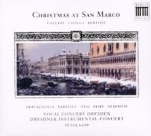 Christmas At San Marco-Venezianische Weihnachten