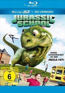 Jurassic School (Blu-ray 3D)