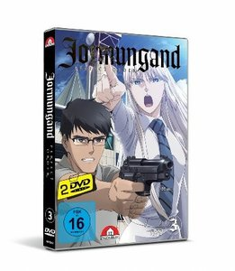 Jormungand - DVD Box 3 (2 DVDs)