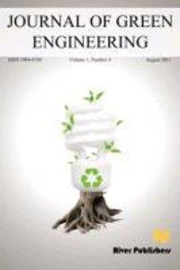 JOURNAL OF GREEN ENGINEERING Vol. 1 No. 4
