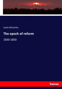 The epoch of reform
