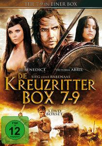 Die Kreuzritter-Trilogie 3-Limited Edition (DVD)