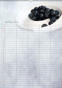 Familienplaner für die Küche. (Wandkalender 2016 DIN A2 hoch)