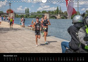Fascination Triathlon (Wandkalender 2016 DIN A4 quer)