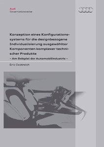 Konzeption eines Konfigurationssystems für die designbezogene In