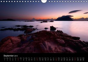 Sardinia / UK-Version (Wall Calendar 2015 DIN A4 Landscape)