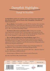 Dampf Highlights-Dampf-& Dieselloks