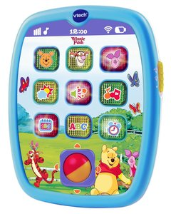 VTech 80-157504 - Winnie Puuh Baby Tablet