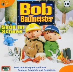 Bob, der Baumeister 18. Spaß im Schnee. CD