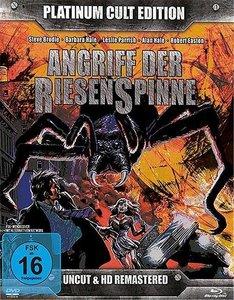 Angriff der Riesenspinne. Platinum Cult Edition