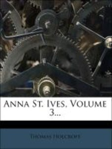 Anna St. Ives, Dritter Theil