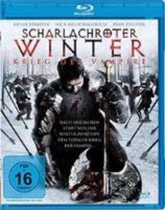 Scharlachroter Winter-Krieg der Vampire-Blu-ra