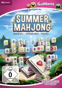 GaMons - Summer Mahjong