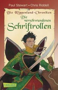 Die Klippenland-Chroniken 09 1/2: Die verschwundenen Schriftroll