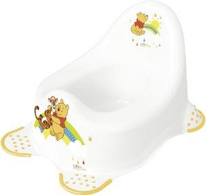 Winnie Pooh Babytopf Deluxe weiß