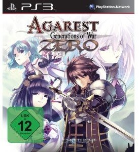 Agarest: Generations of War Zero - Collectors Edition