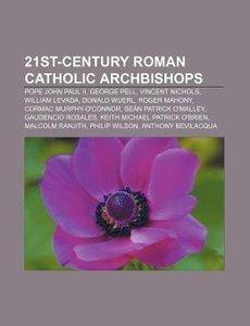 21st-century Roman Catholic archbishops