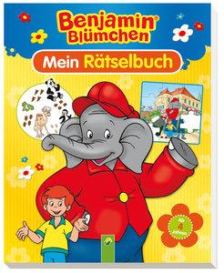 Benjamin Blümchen - Mein Rätselbuch