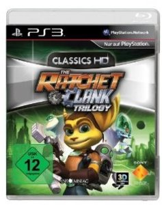 Ratchet & Clank Trilogy [Classics HD]