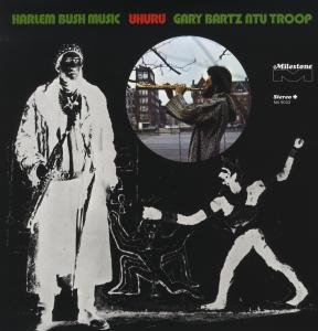 Harlem Bush Music Uhuru