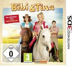 """Bibi und Tina - """"Das Spiel zum Film"""". Nintendo 3DS"""