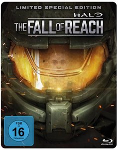 Halo-The Fall Of Reach (Ltd.Steelbook-Ed