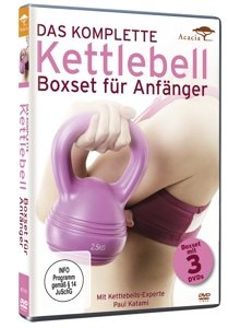 Das Komplette Kettlebell - Boxset Für Anfänger