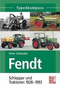 Fendt Schlepper und Traktoren 1928 - 1975
