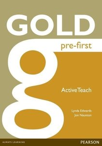 Gold Pre-First Active Teach. CD-ROM