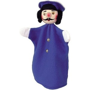 Kersa Beni 60251 - Polizist, blau