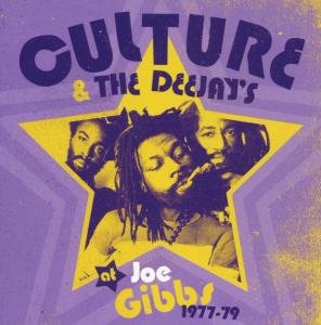 Culture & The DeeJays At Joe Gibbs