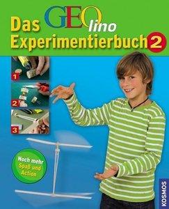 Das Geolino Experimentierbuch 2