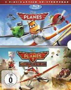 Planes & Planes 2 - Immer im Einsatz
