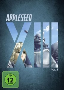 Appleseed XIII-Vol.3