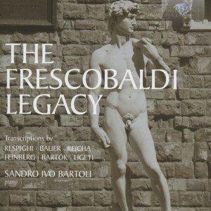 Die Frescobaldi Legende-Transkriptionen