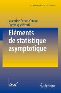 Eléments de statistique asymptotique