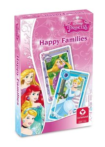 Catamundi - Disney Princess: Quartett 32 Karten
