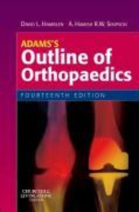 Hamblen, D: Adams's Outline of Orthopaedics