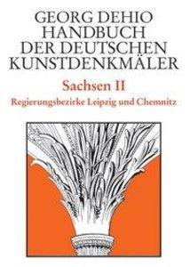 Sachsen 2. Regierungsbezirke Leipzig und Chemnitz. Handbuch der