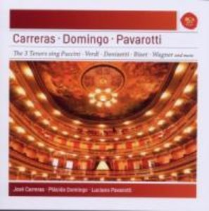 Pavarotti-Domingo-Carreras: Best Of The 3 Tenors