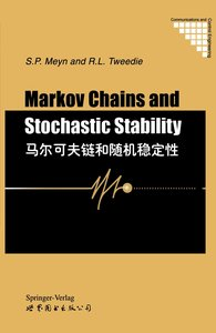 Markov Chains and Stochastic Stability