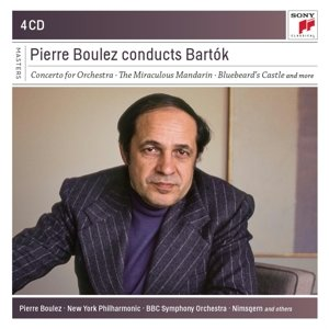 Pierre Boulez Conducts Bartok