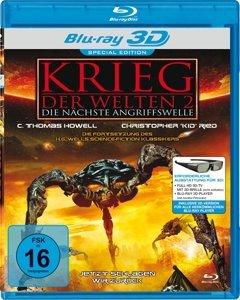 Krieg Der Welten 2 (3D-Special Edition)