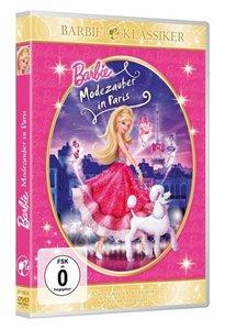Barbie Modezauber in Paris