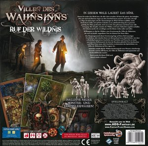 Heidelberger Spieleverlag HE476 - Villen des Wahnsinns: Ruf der