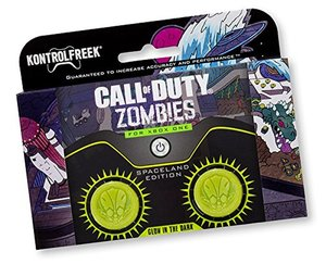 KontrolFreek CoD ZOMBIES Spaceland Edition (Glow-in-the-Dark) -