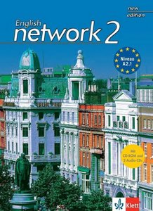 English Network 2 New Edition - Student's Book mit 2 Audio-CDs