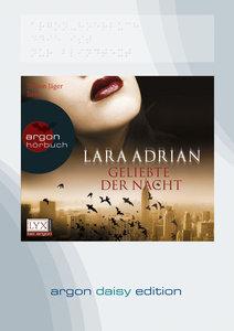 Geliebte der Nacht (DAISY Edition)