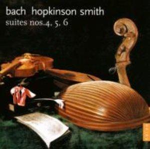 Cellosuiten 4,5 & 6 (BWV 1010,995,1012)